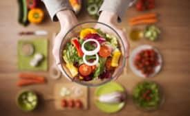 Voeding en overgang