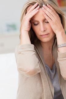 Afname oestrogeen zorgt klachten
